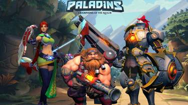 blur_Paladins : Champions of the Realm