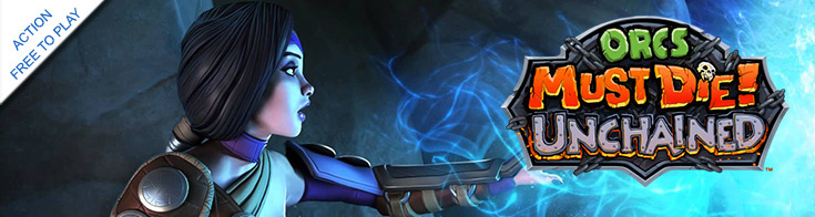 jeux-moba  jeu orcs must die   unchained